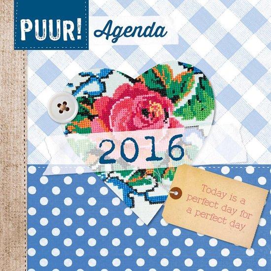 PUUR! Agenda 2016