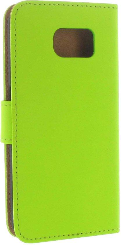 Samsung Galaxy S6 Hoesje Groen in Watermaal-Bosvoorde