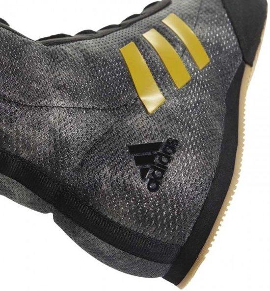 7cf5986e711 Adidas Boksschoenen Box-Hog Plus Zwart/Goud-43 1/3