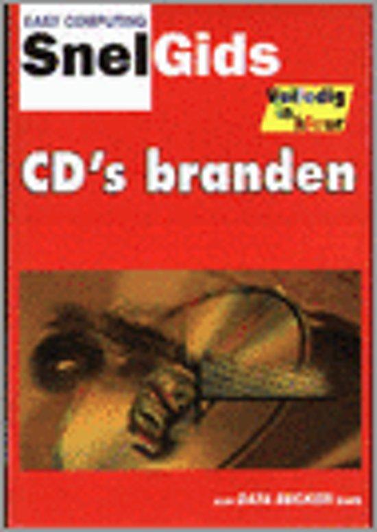 Snelgids 285: cd's branden - Achim Dittmar |