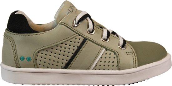 62665023304 s. Oliver - 5/23606/21 - Lage sneakers - Dames - Maat 37 - Groen;Groene -  701 -Khaki. BunniesJR Pjotr Pit Jongens Veterschoenen - Khaki - Maat 27