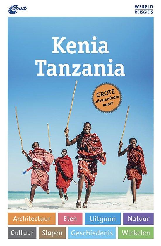 ANWB reisgids Kenia