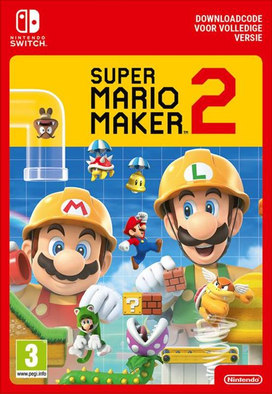 Super Mario Maker 2 - Download