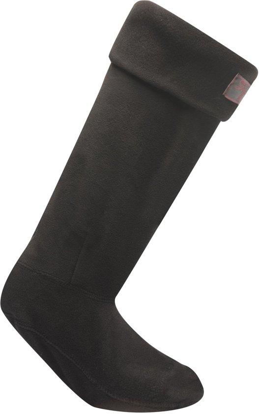 Regatta Vrouwen Welly Wandelsokken Zwart Sock Fleece RwrqRH