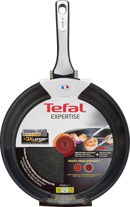 Tefal Expertise Koekenpan 28 cm