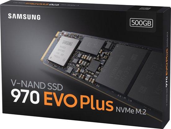 Samsung 970 EVO Plus M.2 500GB SSD
