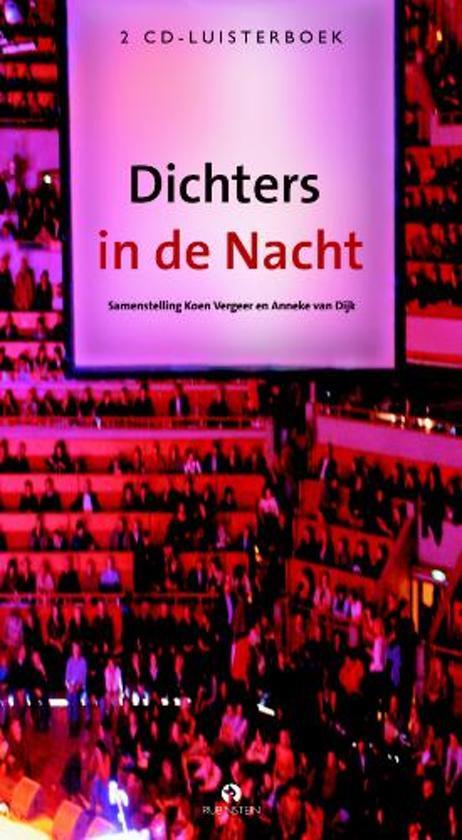 Dichters in de nacht 2cd luisterbk (luisterboek)