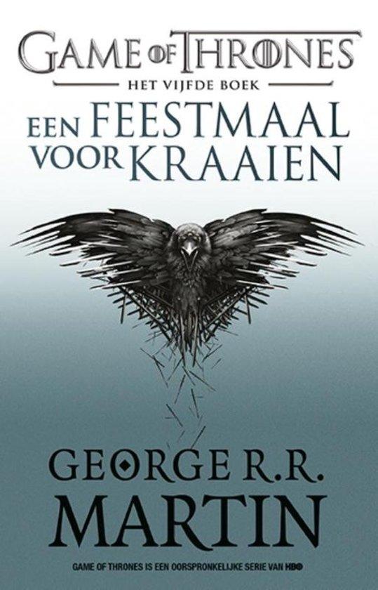 George-R-R--Martin-Game-of-Thrones---Een-feestmaal-voor-kraaien