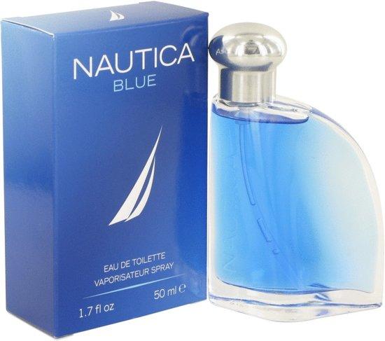 Nautica Blue Eau De Toilette 50 ml men