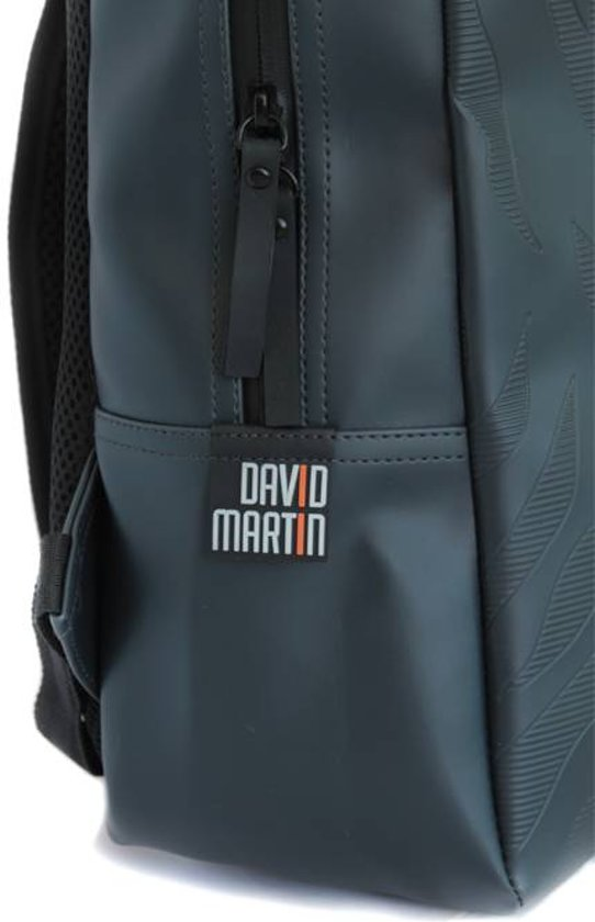 Rugzak Antraciet Backpack Zebra Davidmartin Backpack Davidmartin w0x7RqxIU8