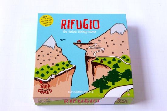 Afbeelding van het spel Rifugio Basisspel (Nieuwe Editie)