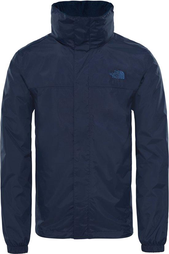 The North Face M Resolve 2 Jacket Heren Outdoorjas - Urban Navy/Urban Navy - M