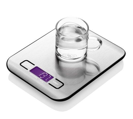 Digitale Precisie Weegschaal 5kg Inclusief Batterijen / Keuken Weegschaal 5000 gram / Keukenweegschaal