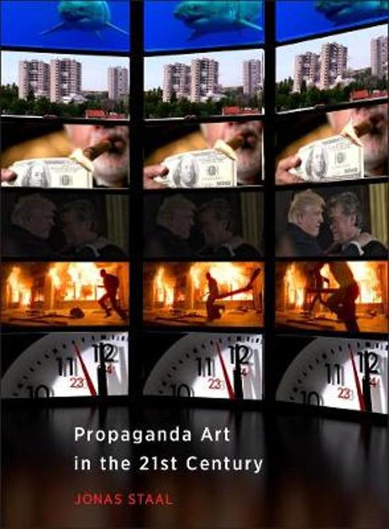 PROPAGANDA ART IN THE 21ST CENTURY