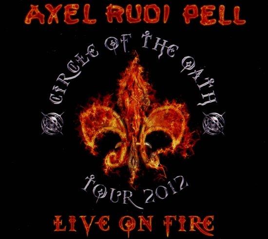 Live On Fire -Digi-