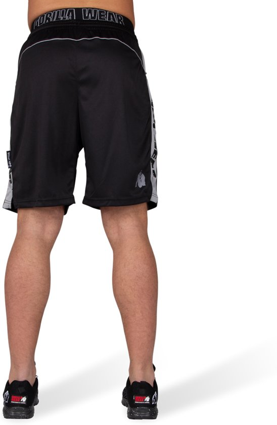 gray 5xl Wear Shorts Shelby Black Gorilla IwqOTPx