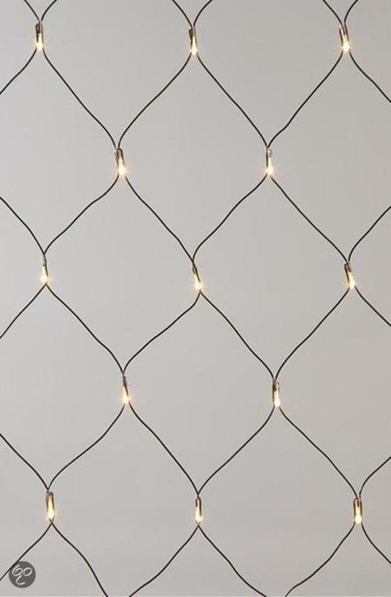 bol.com | LED Durawise fonkel icicle - 8 functies - op batterij - 96 ...