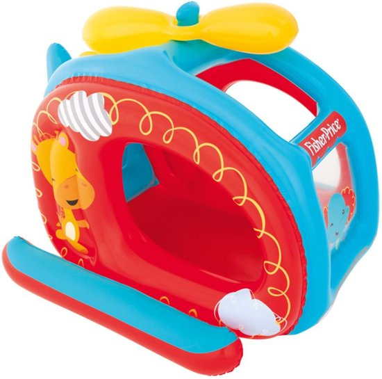 Fisher-Price Helikopter Ballenbak