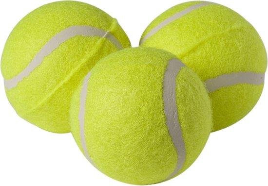 bol com adori tennisballen geel 3 xadori tennisballen geel 3 x