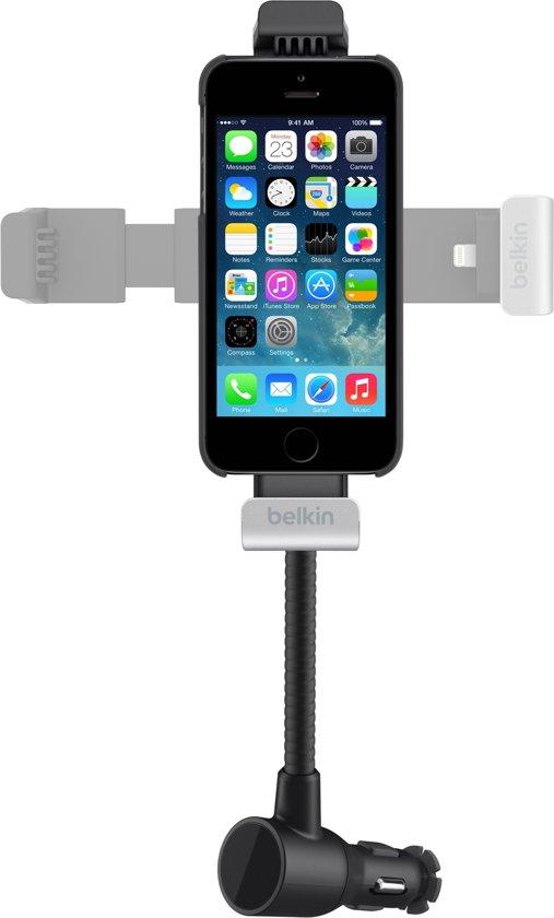 Belkin Telefoonhouder met Apple Lightning Aansluiting