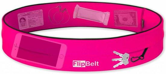 Flipbelt - Running belt - Hardloop belt - Hardloop riem - Roze - S