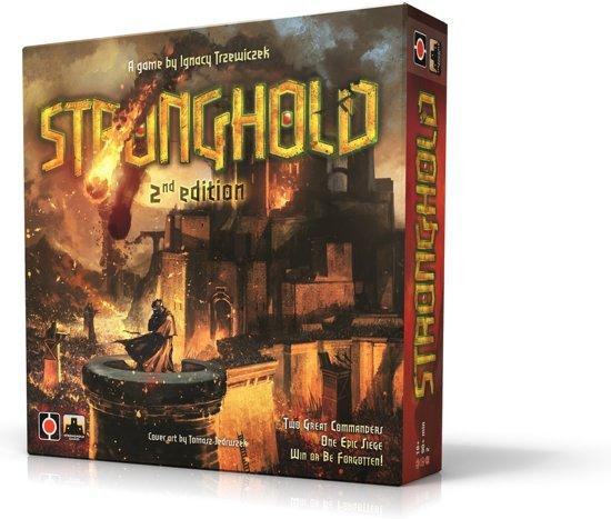 Afbeelding van het spel Stronghold tweede editie - Bordspel - Engelstalig