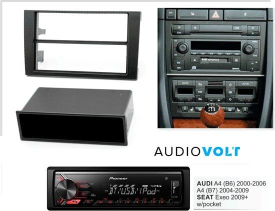 frame b7 audi a4 met radio bluetooth in Medemblik