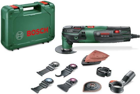 Super bol.com   Bosch PMF 250 CES Multitool - Oscillerend - 250 Watt NL95