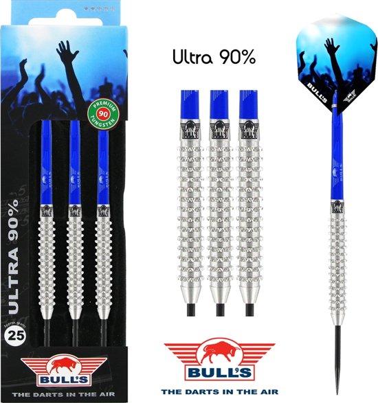 BULL'S Ultra 90% Dartpijlen - 23 gram