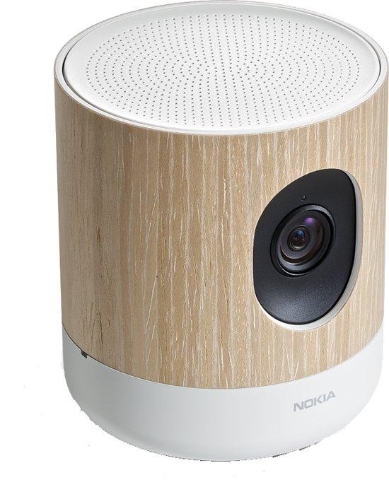 Nokia Home - Intelligente camera met controle van de luchtkwaliteit