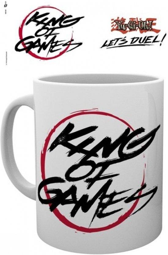 Yu Gi Oh King Of Games