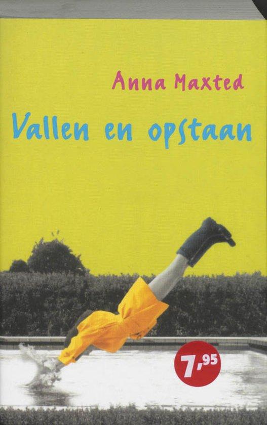 Bol Com Vallen En Opstaan Anna Maxted 9789041760869 border=