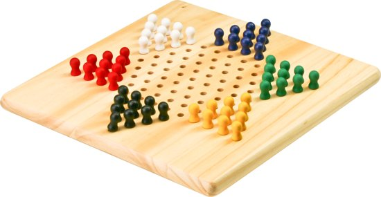 Sterhalma Hout - Gezelschapsspel