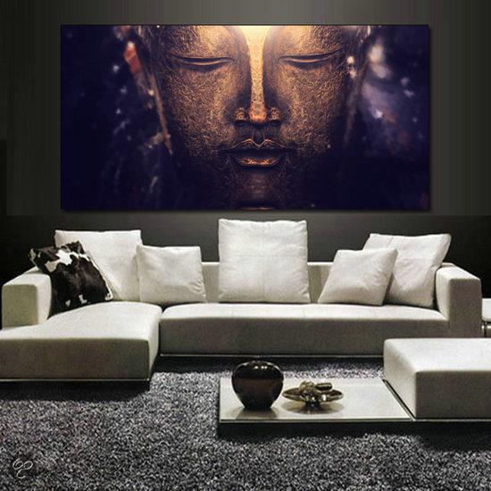 bol.com | Svejo Living Canvas Boeddha