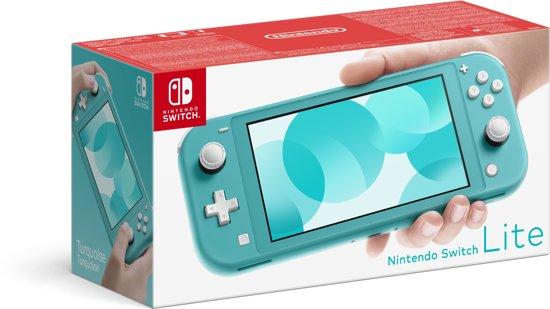 Afbeelding van Nintendo Switch Lite Console - Turkoois