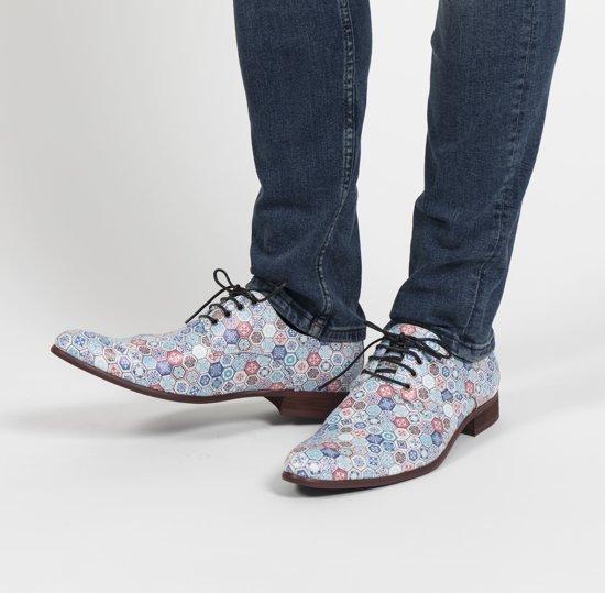Arabic Schoenen Maat Veterschoenen Mannen 42 Kleurrijke xqqrHg7w0