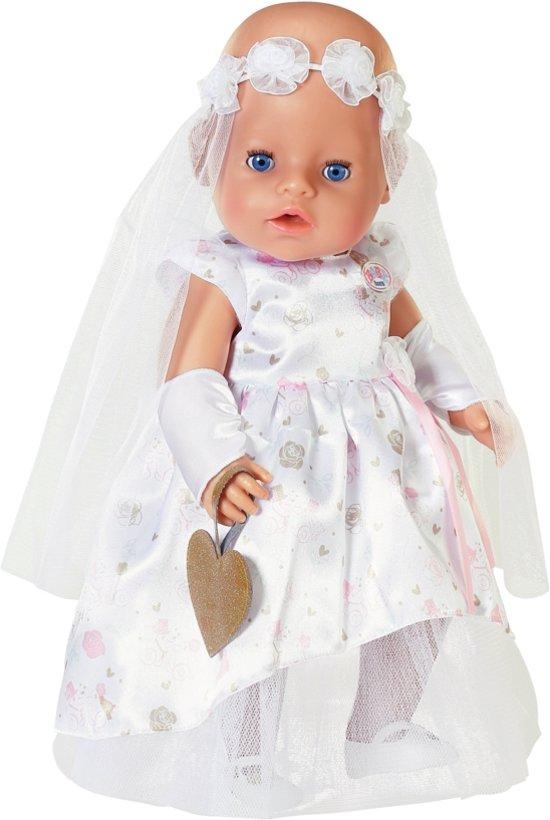 BABY born Boutique Deluxe Bride 43cm