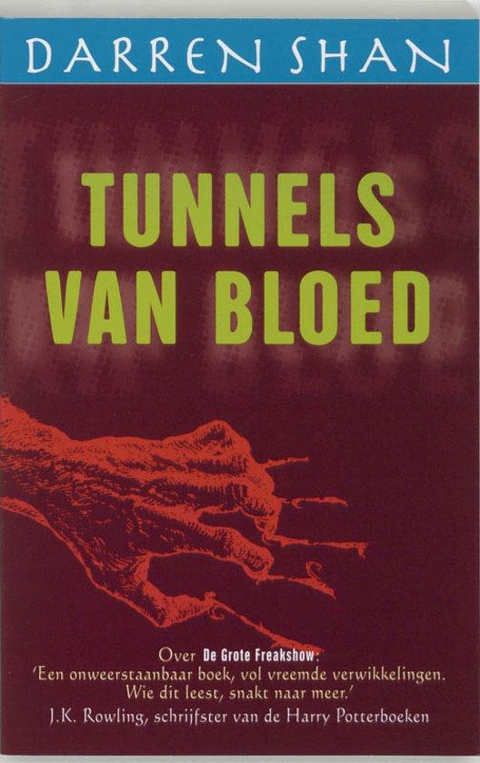 Uitgelezene bol.com   Tunnels Van Bloed, Darren Shan   9789026119927   Boeken TX-03