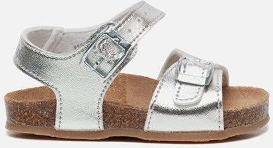 Kipling Easy 50 Kipling sandalen zilver - Maat 25