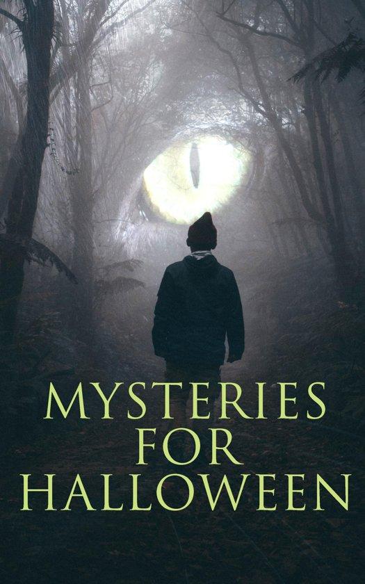Boek cover Mysteries for Halloween van Theophile Gautier (Onbekend)