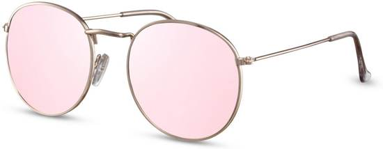 faf6781043c254 Cheapass Zonnebrillen - Ronde zonnebril - Goedkope zonnebril - Trendy