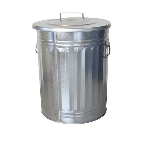 V-Part Trash Can Retro Prullenbak 54 L