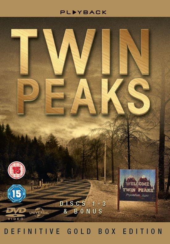 Twin Peaks - Seizoen 1 & 2 (The Definitive Gold Box Edition) (Import)