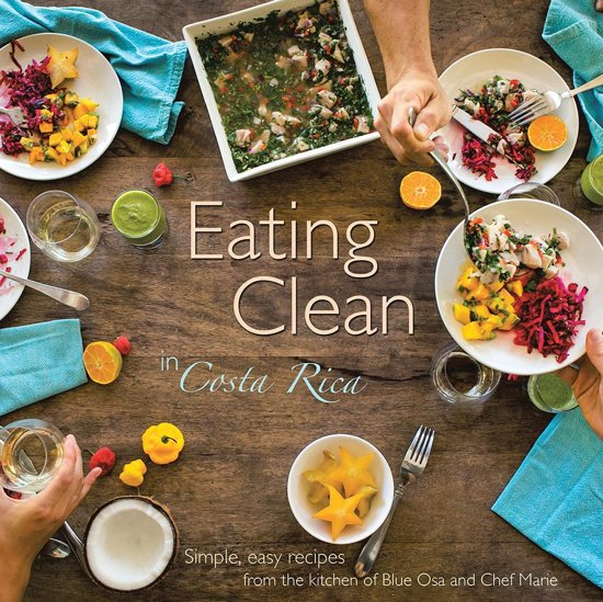 Eating Clean in Costa Rica cover