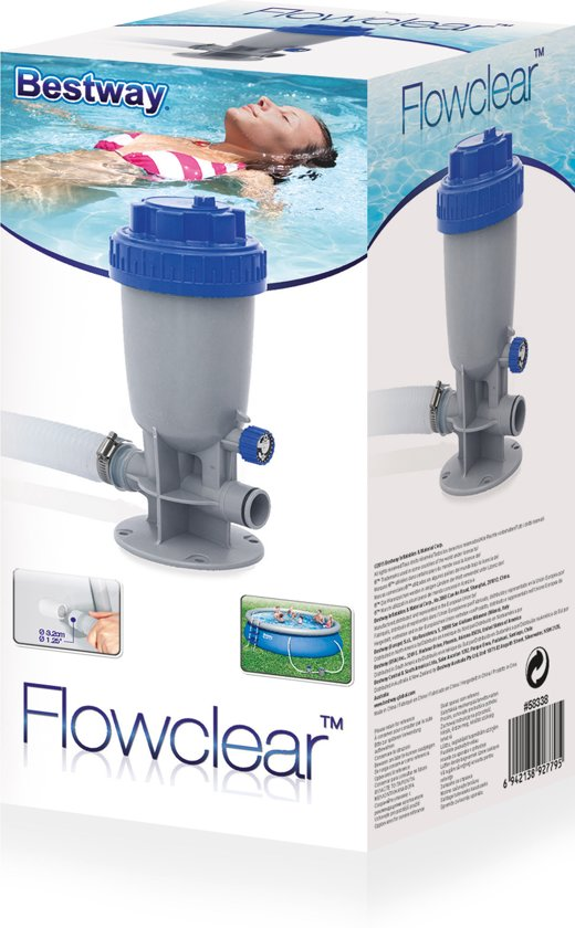 Aquafeed Chlorinator