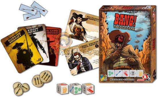 Afbeelding van het spel Bang! The Dice Game