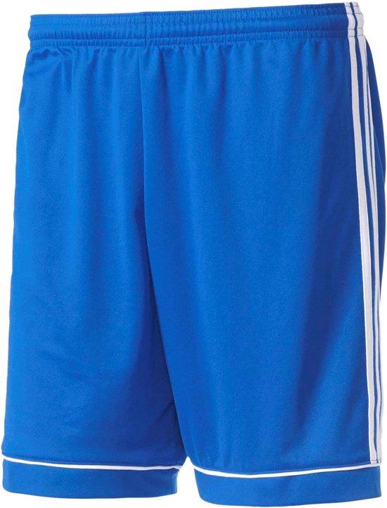 Adidas Voetbalbroek  Squadra 17 - Blauw/Wit - M - Climalite
