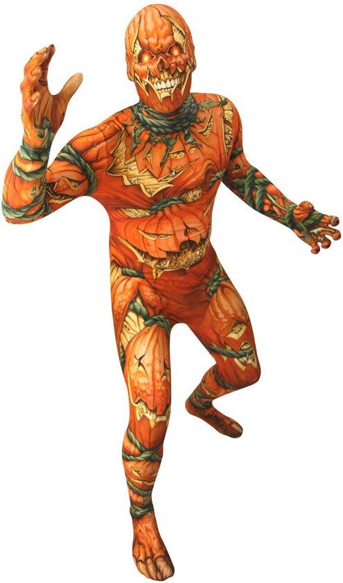 Morphsuit Jack O'Lantern XL