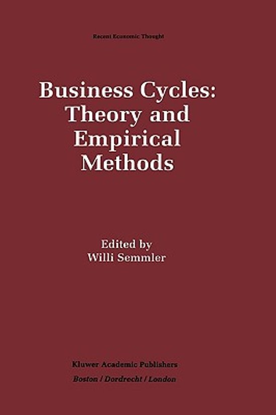 Business Cycles
