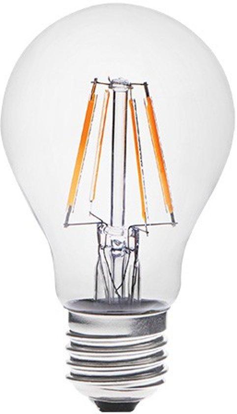 Kanlux DIXI E27 LED Gloeilamp 4W=38W Warmwit 2700K 320° 230VAC